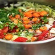 Готовим боннский суп для похудения