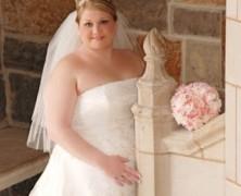 Свадебные платья для полных девушек: нежность, изысканность и утонченность