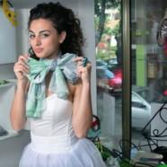 Как модно завязать шарф на шее