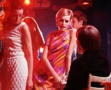 Платья в стиле 60-х