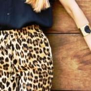 Леопардовая юбка. С чем носить леопардовую юбку