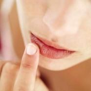 Почему сохнут губы