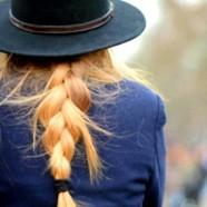 Объемная широкая коса
