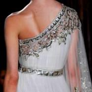 Изящные и сексуальные — платья на одно плечо