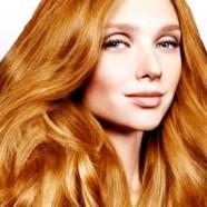 Золотистые волосы — в любое время года