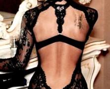 Соблазнительные платья с открытой спиной