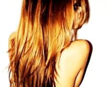 Медовые волосы