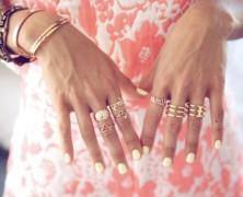 Как носить кольца: раскрываем заветные тайны