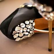 Как украсить туфли, балетки и босоножки