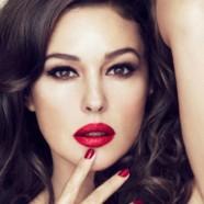 Прически и макияж Моники Белуччи