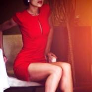Красное вечернее платье: стильная провокация!
