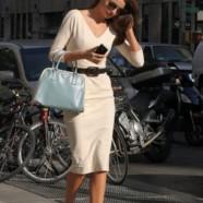 Платье-футляр: классика и современность