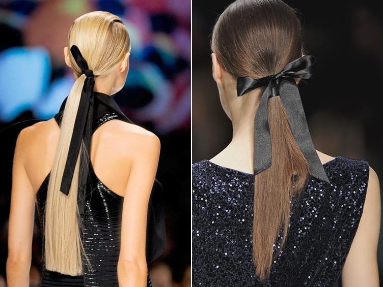 Как сделать тонкую ленту для волос