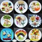 Сервировка и украшение блюд