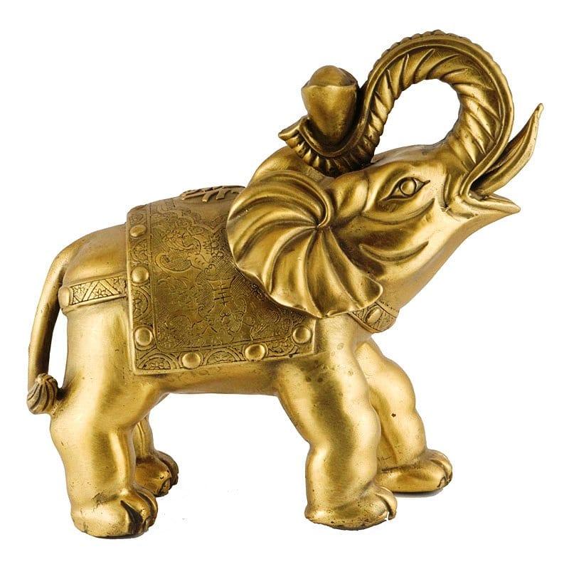 Слон деньги защищает