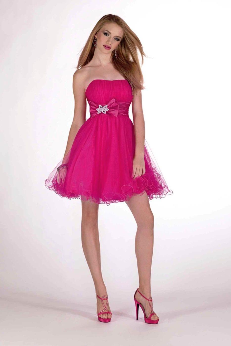 Бэби долл платье