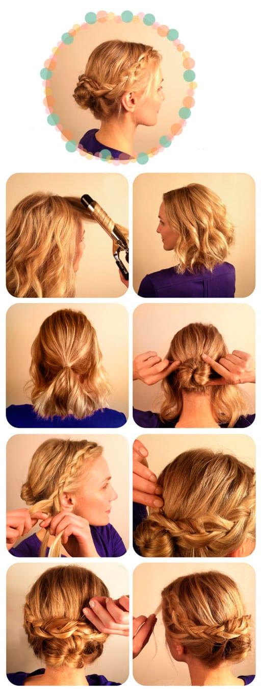 Летние причёски на длинные волосы лёгкие