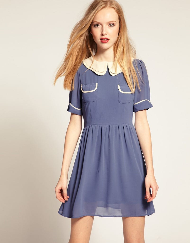 Удобное платье