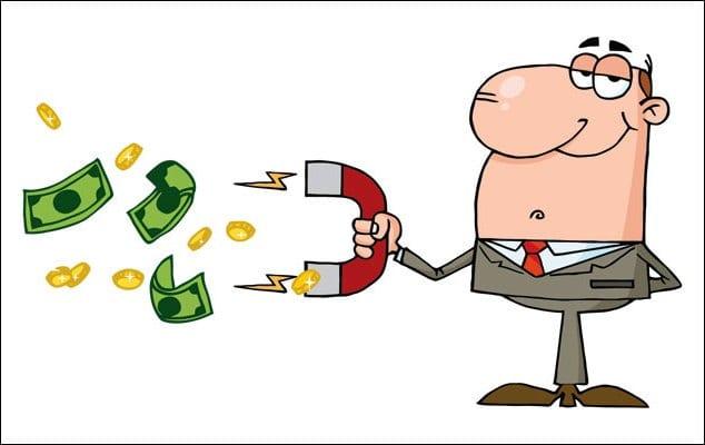 Деньги притянет как магнитом