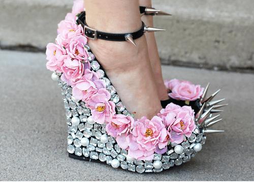 Дизайнерские туфли