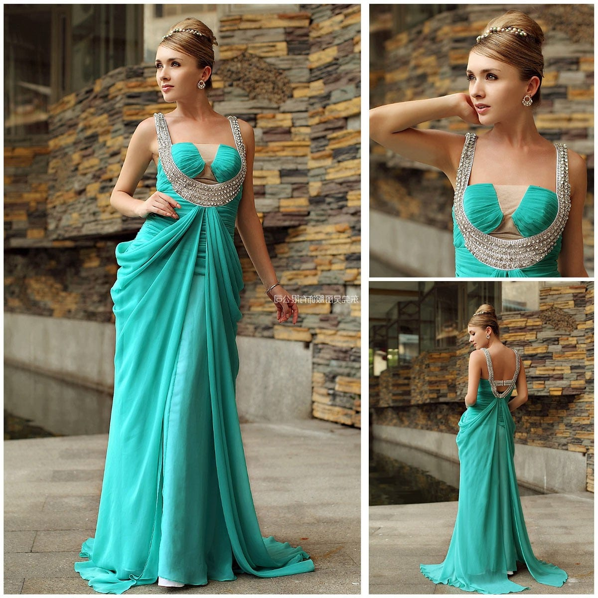 Фото платьев греческие