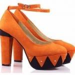 Стразы на обуви