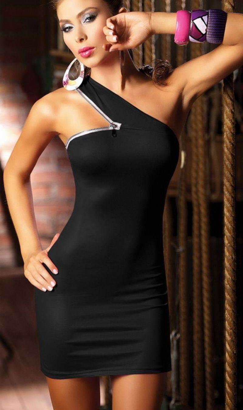Сексуальные мини платья девушек