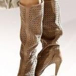 Дырочки на обуви