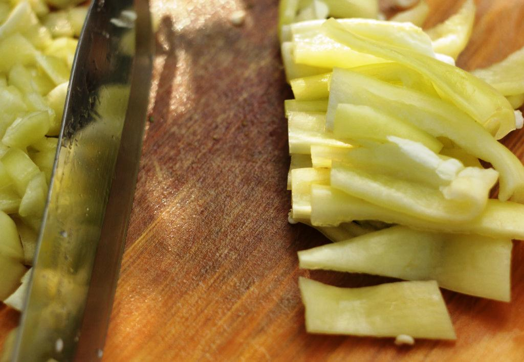 Салатный перец