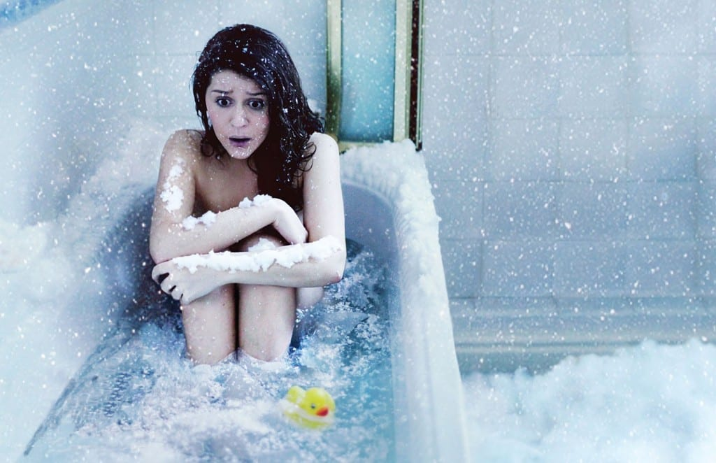 Контрастный душ - залог здоровья