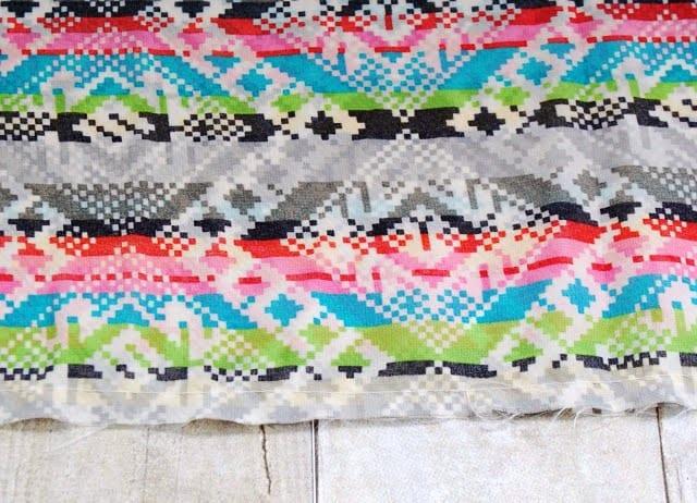 Шарф-снуд практичный и удобный аксессуар нового Как сшить шарф снуд из ткани