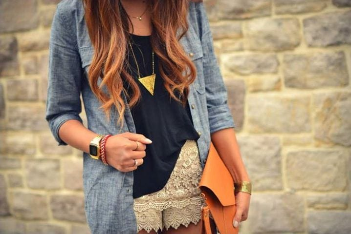 Пастельные цвета в одежде