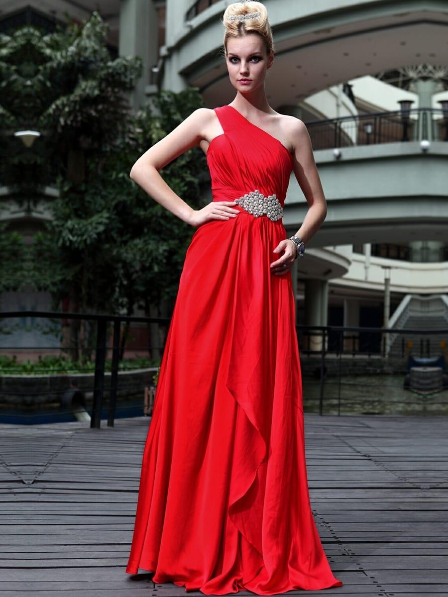Красное платье в греческом стиле купить