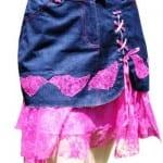 Розовая одежда