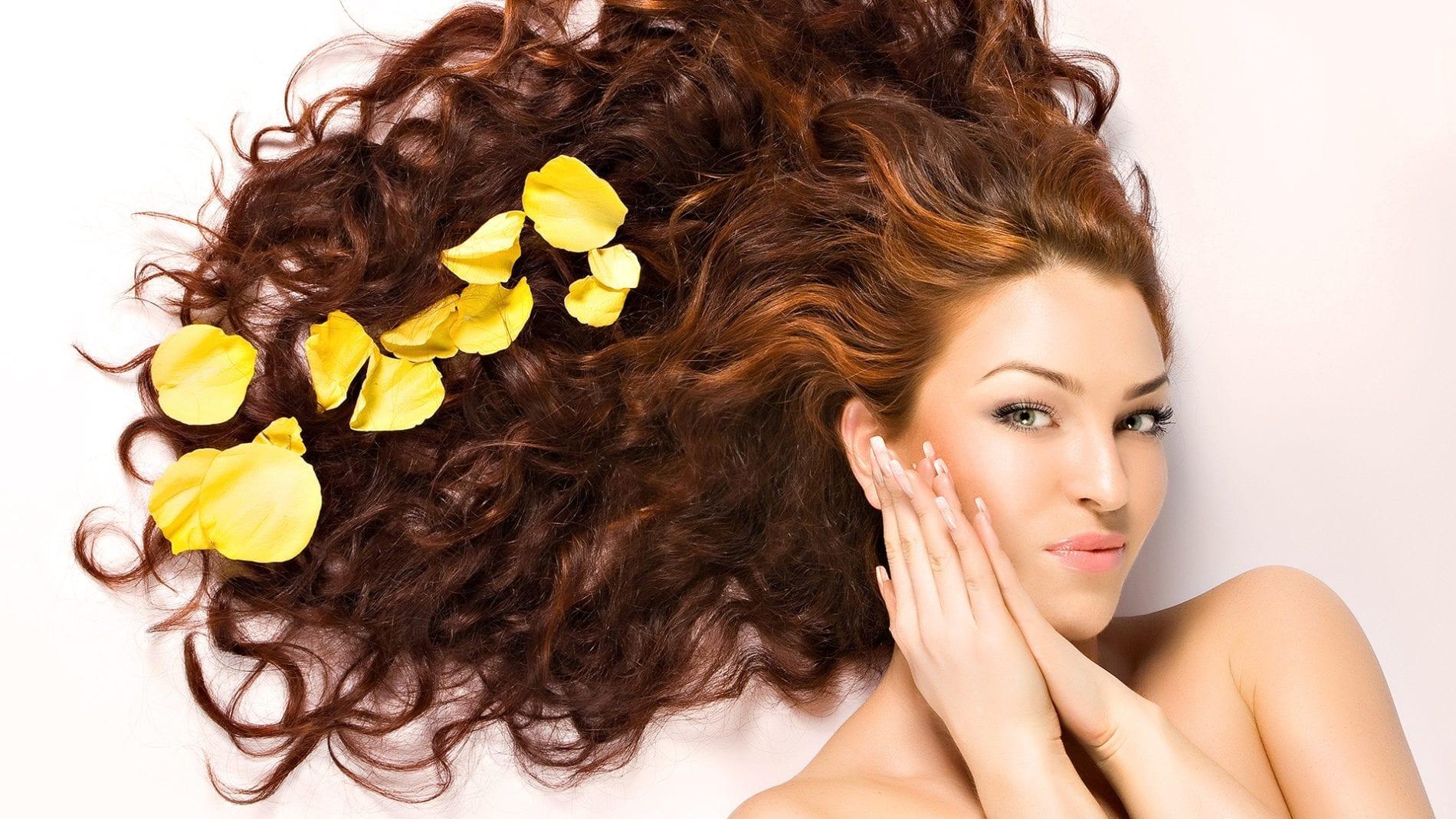 Как увеличить рост волос: образ жизни, маски и витамины новые фото