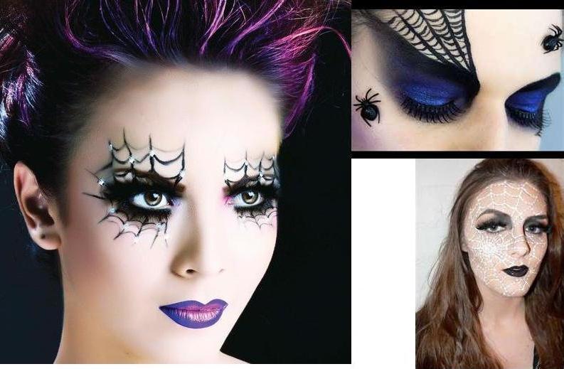 Фото макияж вампирши на хэллоуин