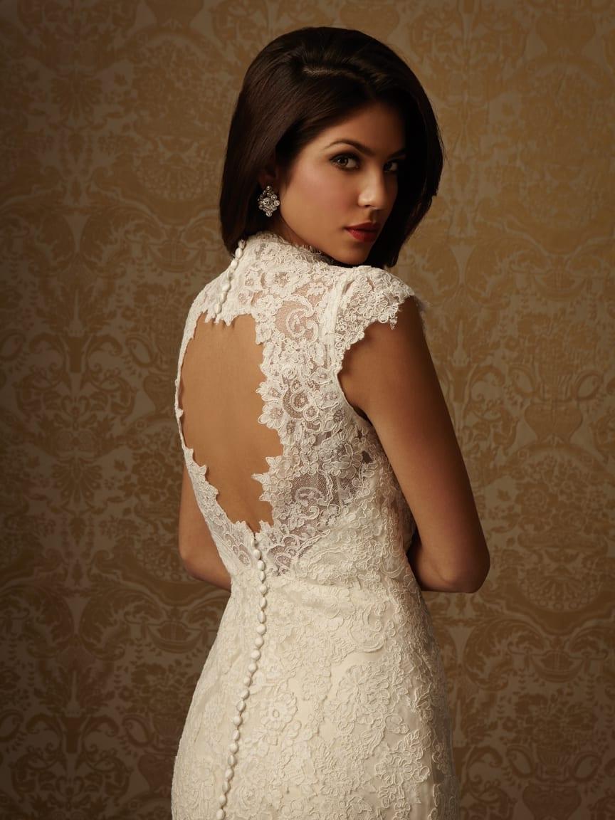 свадебные платья фото кружевные и пышные