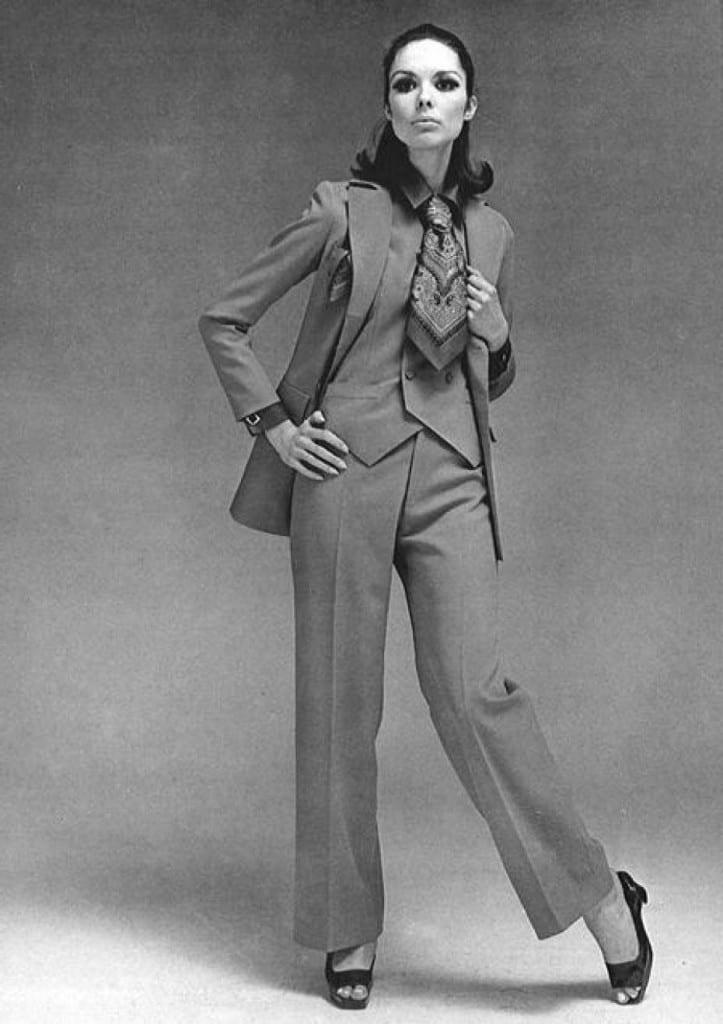 Фасоны женских брюк