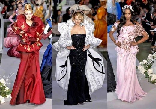 Платья от Дома Диор