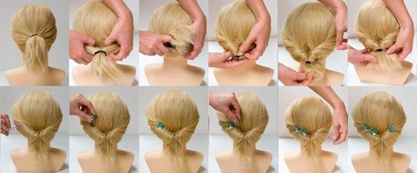 Как сделать прически на короткие волосы
