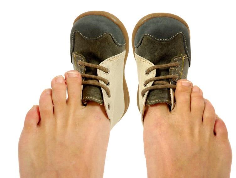Как ботинки сделать мягче 71