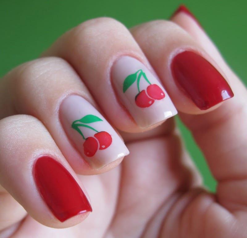 Дизайн ногтей на квадратные короткие ногти фото дизайн