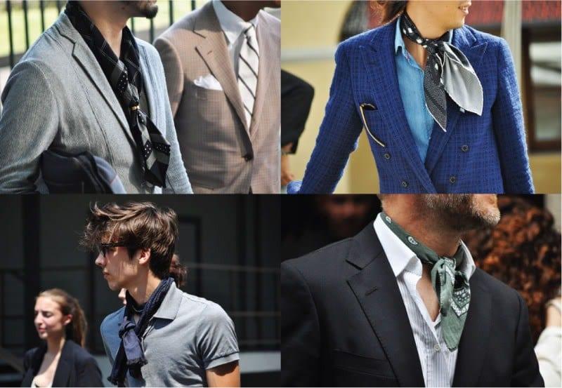 Элегантная мужская одежда