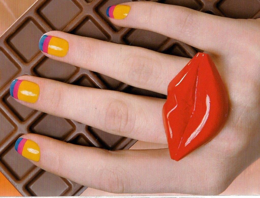 Правильная форма ногтей. Фото и 42