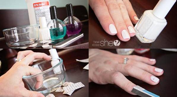 Как сделать красивые ногти