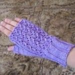 Лиловые рукавицы