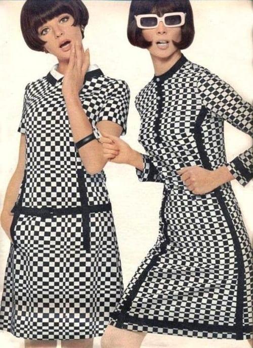 Блузки В Стиле 60-Х
