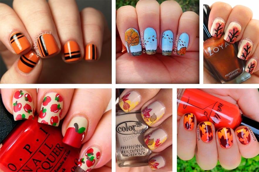 Что нарисовать на ногтях
