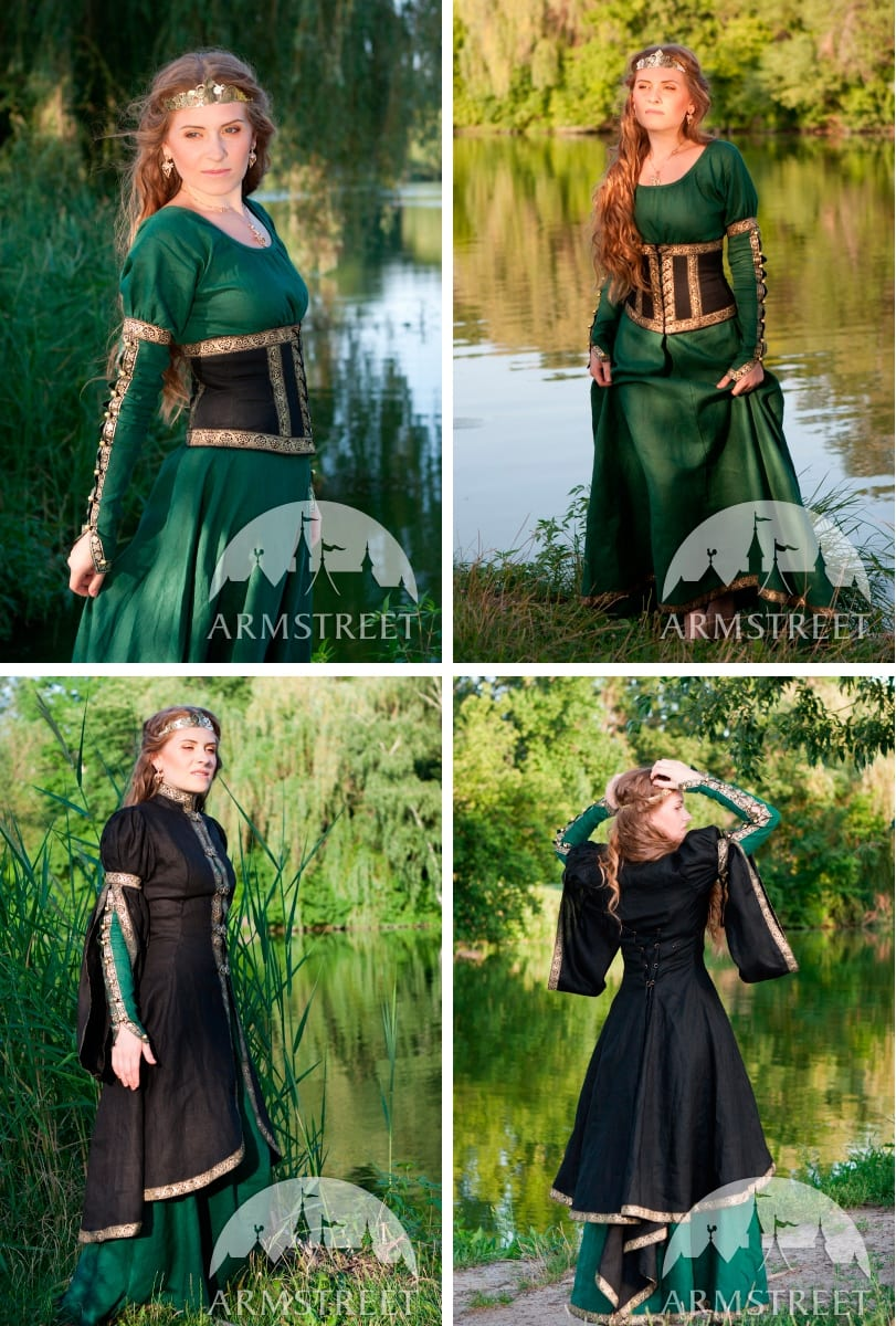 Стилизация под средневековье
