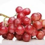 Маска из свежего винограда